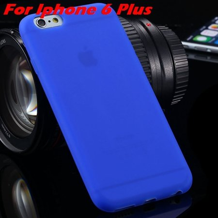 For Iphone 6 Tpu Case Cindy Color Cute Soft Silicone Case For Ipho 2051373334-17-Blue For I6 Plus