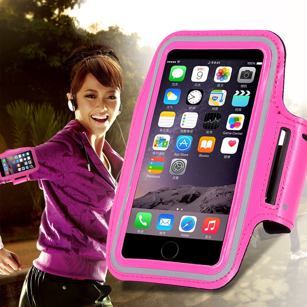 New Arrival 10 Color Sweat-Proof Sport Running Armband For Iphone  32214960618-1-