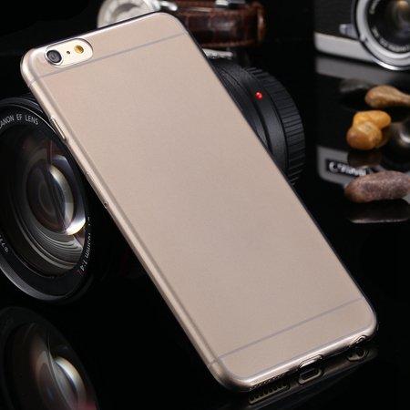 2015 Retro Cute 0.3Mm Transparent Clear Soft Tpu Cas 2026650089-1-Black For I6 Plus
