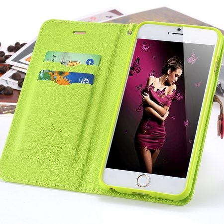Hot Special For Girls Lovely Cherry Phone Cases For Iphone 6 Plus  2055000379-3-Green