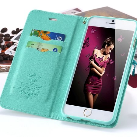 Hot Special For Girls Lovely Cherry Phone Cases For Iphone 6 Plus  2055000379-4-Mint