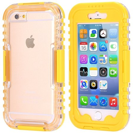 For Iphone 6 5.5Inch Soft Case Retro Anti-Water Sport Waterproof C 32277576039-5-Yellow