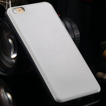 Hot Unique Retro High Quality Pu Leather Case For Iphone 6 Plus So 2046785535-2-White