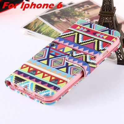 For Iphone 6 Leather Case Premium Wallet Stand Flip Card Slot Pu L 32255156267-5-For Iphone 6