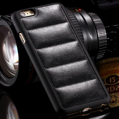 Vintage Luxury Soft Sofa Leather Case For Iphone 6 Plus 5.5Inch Le 32258451526-1-Black