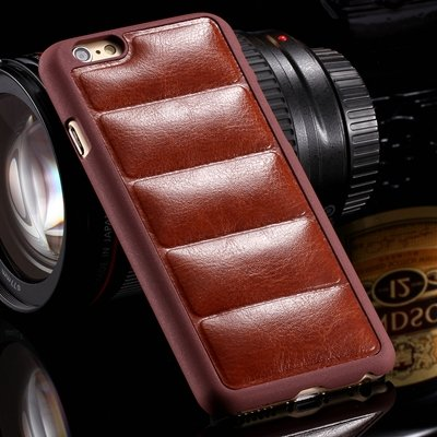 Vintage Luxury Soft Sofa Leather Case For Iphone 6 Plus 5.5Inch Le 32258451526-6-Brown