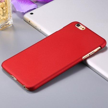 For Iphone 6 Plus Hard Case Retro Luxury Oil Wax Feeling Scrub Cas 32279138432-2-Red