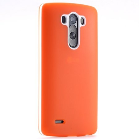 G3 Case Cute Lovely Soft Silicone Case For Lg G3 D857 D858 Protect 2028266832-2-Orange