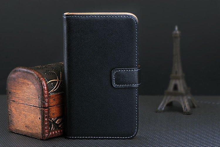 Nexus4 Wallet Case Retro Stylish Genuine Leather Case For Lg Googl 1526982552-1-black