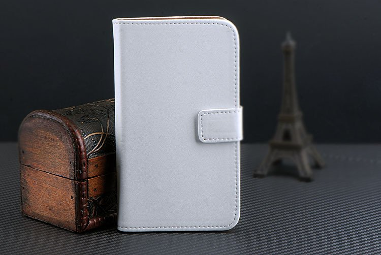 Nexus4 Wallet Case Retro Stylish Genuine Leather Case For Lg Googl 1526982552-2-white