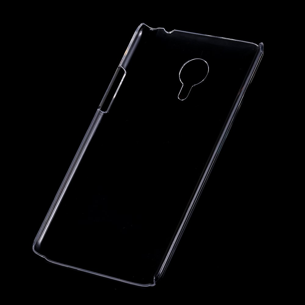 Mx4 Case Anti-Scratch Pure Cute Glass Crystal Transparent Case For 32288592209-1-Clear