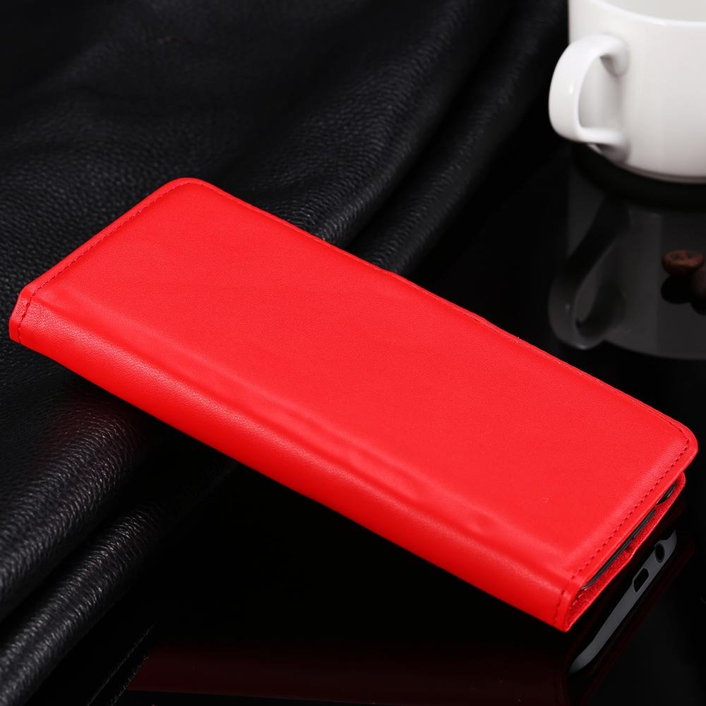 For M8 Flip Case Luxury Top Quality Pu Leather Case For Htc One M8 1838750180-3-red