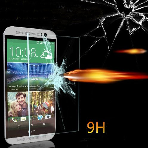 Hot Tempered Glass Screen Protector For Htc One M8 High Clear Scre 2020826929-1-