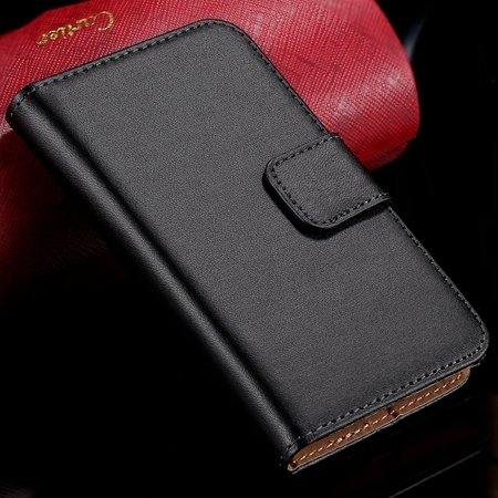N520 Wallet Case Luxury Vintage Pu Leather Case For Nokia Lumia N5 32279823160-1-Black