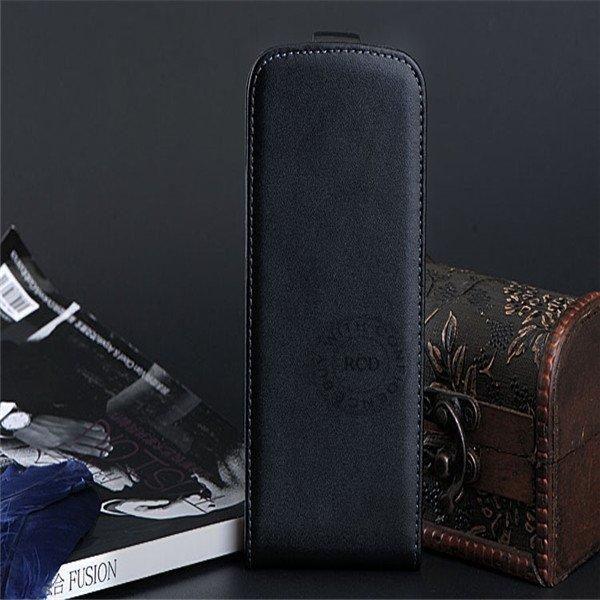 Nexus 4 Flip Case Deluxe Business Style Genuine Leather Case For L 1526645259-1-Black