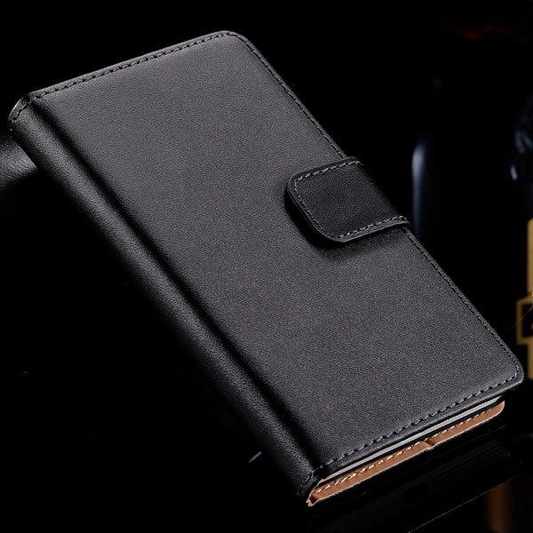 For Nokia 1020 Cover Retro Luxury Vintage Flip Genuine Leather Cas 32288418306-1-Black