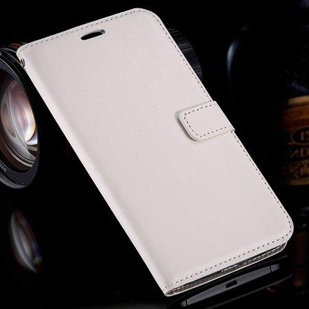 For Nexus 6 Flip Stand Wallet Case Retro Luxury Pu Leather Case Fo 32278197496-2-White