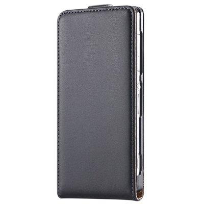 Z2 Case Retro Luxury Vertical Flip Leather Case For Sony Xperia Z2 32269945624-1-Black