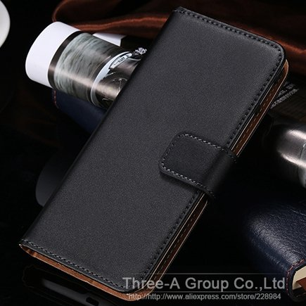For One M8 Case Luxury Korean Genuine Leather Case For Htc One M8  1787180371-1-Black