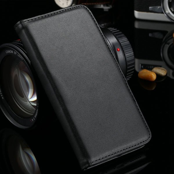 I6 Flip Case Photo Frame Pu Leather Cover For Iphone 6 4.7Inch Ful 2016906622-1-black