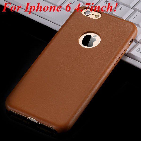 I6 Pu Leather Caseology Original Slim Fit Soft Cover For Iphone 6  32261009919-1-orange