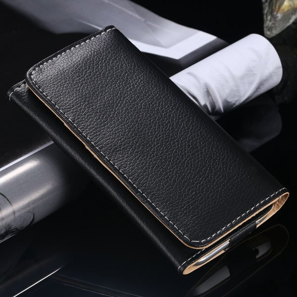 New Arrival Litchi Pattern Case For Iphone 6 4.7'' Full Wallet Pho 2041139968-1-black