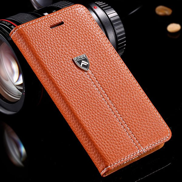 I6 Luxury Case Original Flm Brand Pu Leather Cover For Iphone 6 4. 32214707085-1-brown
