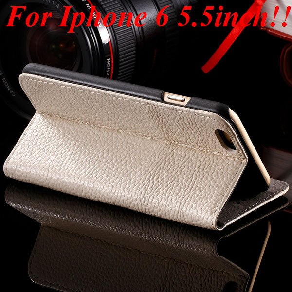I6/6Plus Genuine Leather Case For Iphone 6 4.7Inch Full Protect Co 32236491521-6-beige for plus