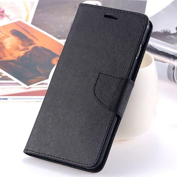 Flip Cover For Iphone 6 Plus 5.5'' Phone Housing Bag Full Protecti 2052387415-1-black