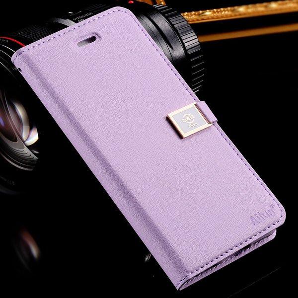 I6 Flip Case Original Ailun Full Wallet Cover For Iphone 6 4.7Inch 32229211578-7-purple
