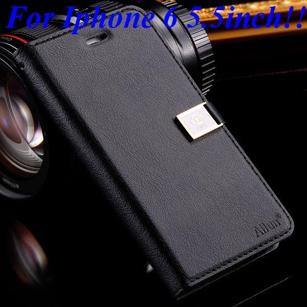 I6/6 Plus Premium Pu Leather Case Original Ailun Branded Full Cove 32229520892-8-black for plus