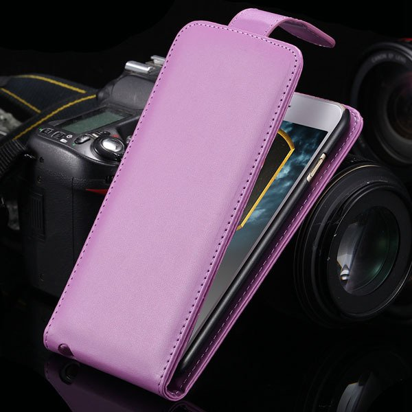 I6 Pu Leather Case Flip Vertical Cover For Iphone 6 4.7Inch Full P 32251126136-8-purple