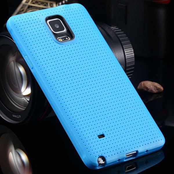 2014 Advancest Portable Back Case For Samsung Galaxy Note 4 Iv 5.7 2041766739-4-blue
