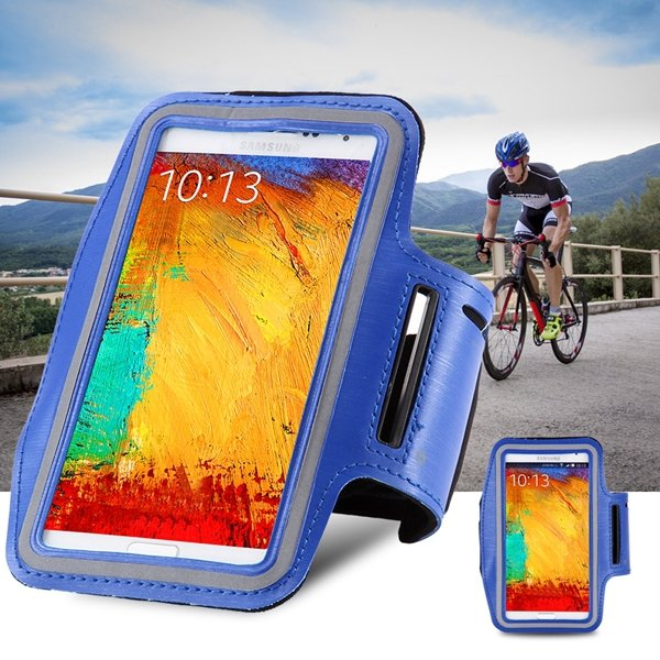 Gym Exercise Sport Armband For Samsung Galaxy Note 4/3/2/1 Armband 32245876947-1-