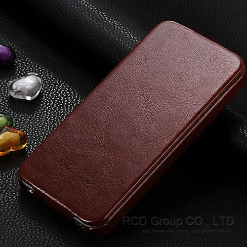 4S Pu Leather Cover Premium Flip Case For Iphone 4 4S 4G Full Prot 1545139938-5-Brown