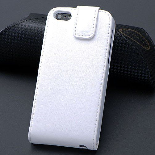 5C Pu Leather Case Flip Phone Cover For Iphone 5C Full Protect Wit 1348779321-2-White