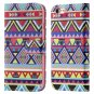 Retro Colorful Mat Pattern Pu Leather Case For Iphone 6 Flip Stand 32255140015-4-Bird Cage