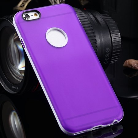 Newest Ultra Thin Double Color Protective Cover Bags High Quality  2041271260-2-Purple