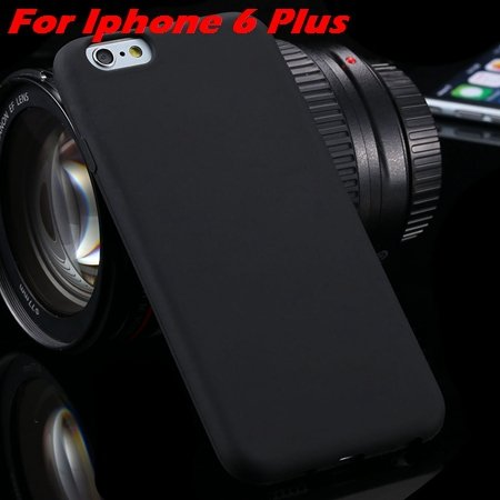 For Iphone 6 Tpu Case Cindy Color Cute Soft Silicone Case For Ipho 2051373334-12-Black For I6 Plus