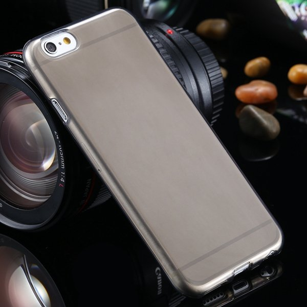 For Iphone 6 Clear Case Full Flip Cover For Iphone 6 4.7Inch Soft  2031725281-1-black