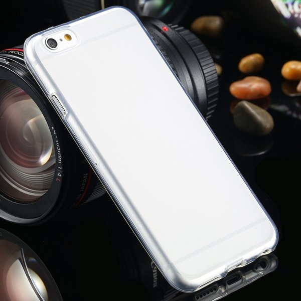 For Iphone 6 Clear Case Full Flip Cover For Iphone 6 4.7Inch Soft  2031725281-2-white