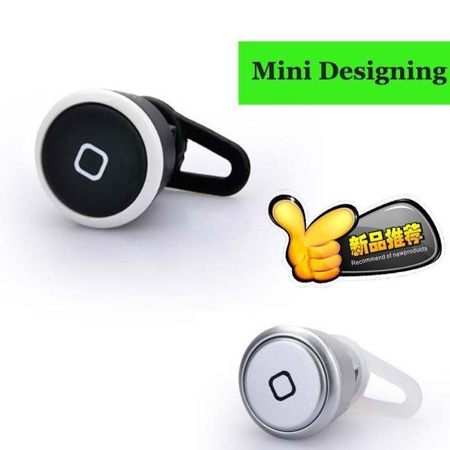 Freeshipping Mini General Mobile Phone Computer Wireless Bluetooth 1738484492-1-Black