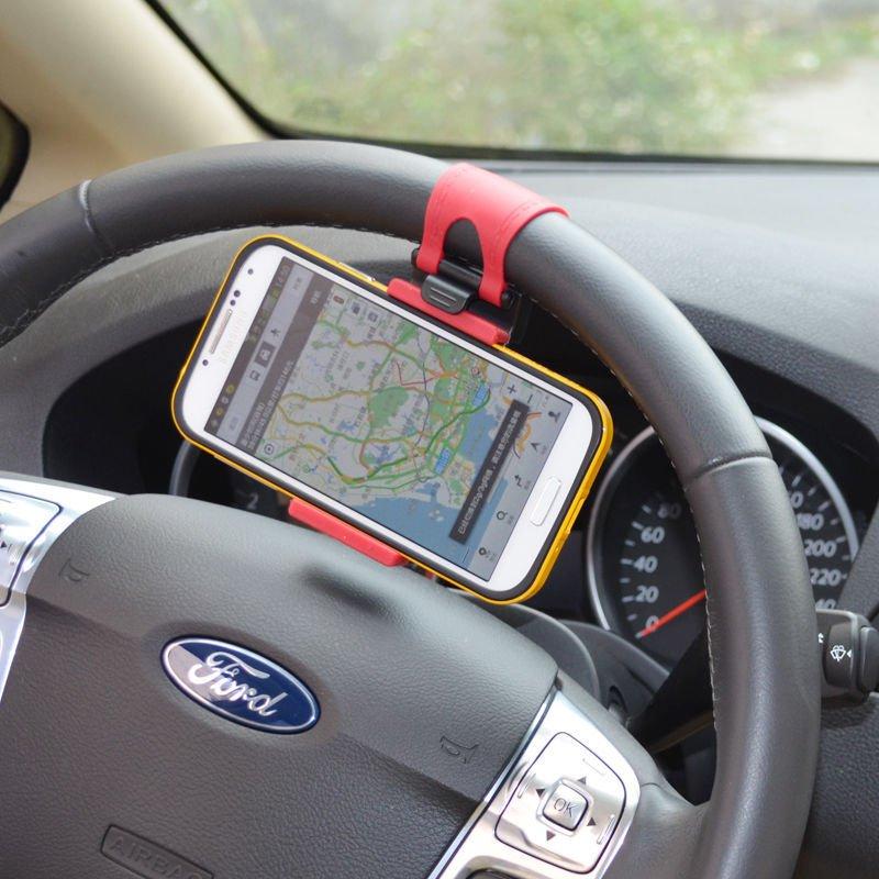 Car Steering Wheel Universal Cradle Car Clip Holder For Apple Ipho 1873835603-1-