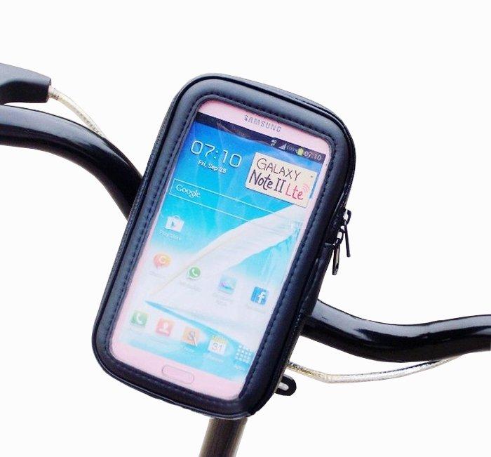 Bicycle Bike Motor Phone Holder Waterproof Case Bag  1710390447-1-