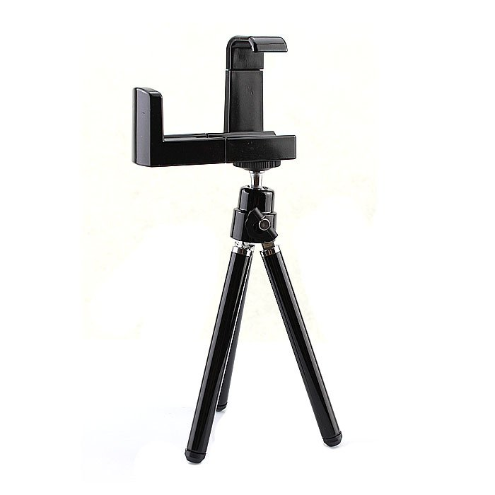 Black Mini 360 Rotatable Stand Tripod For Mobile Phone Camera Ipho 1197967040-1-