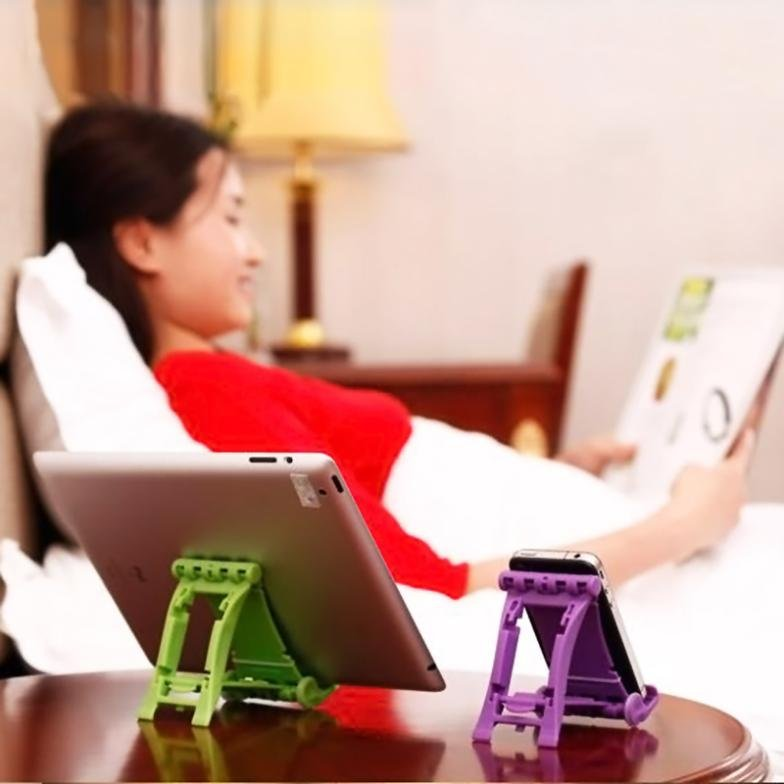 1Pc Universal Portable Desktop Foldable Cell Phone Stand Holder Fo 32264439125-1-