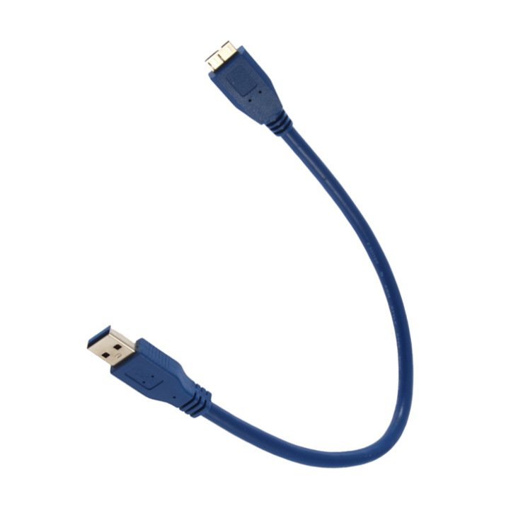 2014 Hot 30Cm Usb 3.0 Male Type A To Micro B Plug Super-Speed Cabl 1694648637-1-