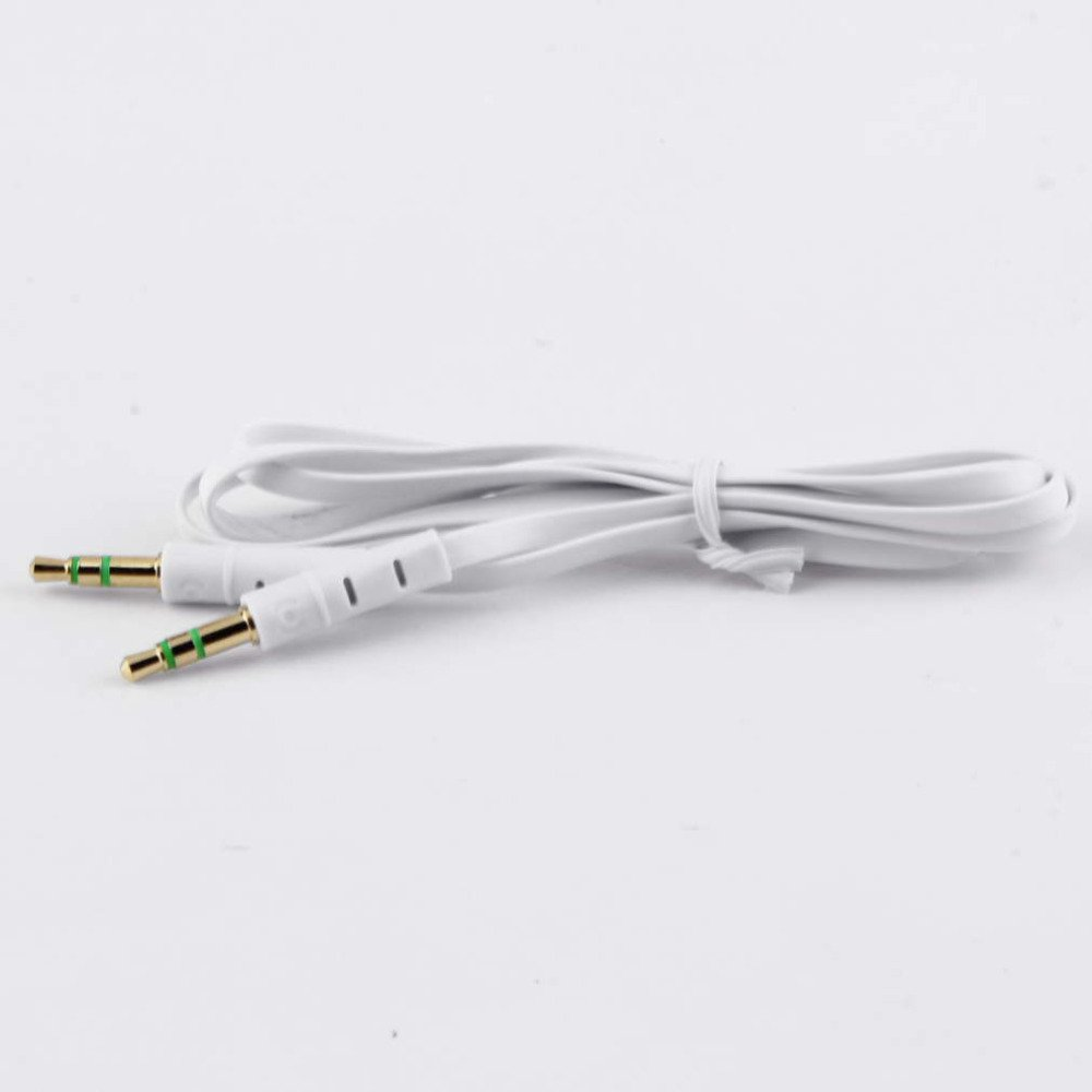 1Pcs For Aux Auxiliary Cable 3.5Mm Male To Male Stereo Audio Jack  1387868609-1-