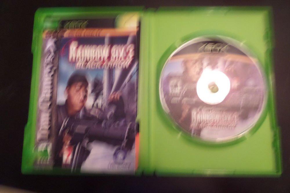 Tom Clancy's Rainbow Six 3: Black Arrow (Microsoft Xbox, 2004)