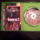 Tom Clancy's Rainbow Six 3  (Xbox, 2003)